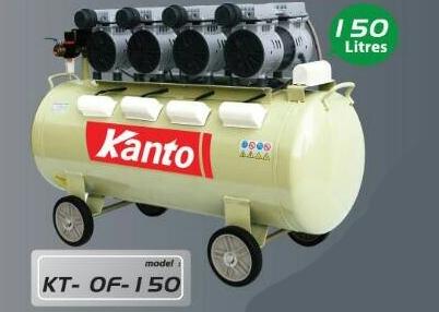 ปั๊มลม OIL FREE KANTO รุ่น KT-OF-80