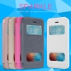 เคสมือถือ iPhone 5S/iPhone SE รุ่น Sparkle Leather Case