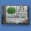 เมล็ดพันธุ์ Green Oak (เคลือบ) 25 เมล็ด