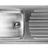 อ่างล้างจาน HAFELE รุ่น ND-822-100T-LHB