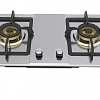 เตาแก๊ส Tecnogas รุ่น TNP HB 2R/SS-CI (2หัวเตา)