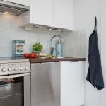 การบิ้วอินห้องครัวในคอนโด