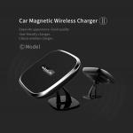 ที่ชาร์จไร้สาย 2 in 1 Nillkin Car Magnetic Wireless Charger II-C Model