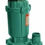 QDX Submersible Drainage Pumps ปั๊มแข่ดูดน้ำดี (ตัวอลูมิเนียม) รุ่น QDX 1.5-17-0.37K1