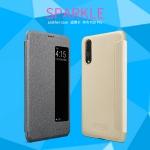 เคสมือถือ Huawei P20 Pro รุ่น Sparkle Leather Case