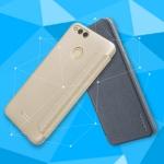 เคสมือถือ Huawei Honor 7X รุ่น Sparkle Leather Case