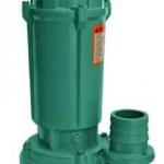 QDX Submersible Drainage Pumps ปั๊มแข่ดูดน้ำดี (ตัวอลูมิเนียม) รุ่น QDX 15-14-1.1K1