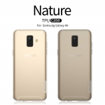 เคสมือถือ Samsung Galaxy A6 รุ่น Nature TPU Case