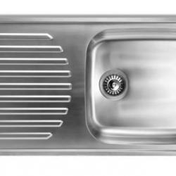 อ่างล้างจาน HAFELE รุ่น ND-822T-100T-RHB