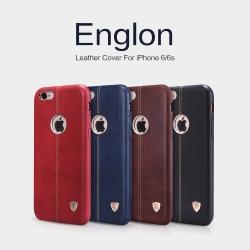 เคสมือถือ Apple iPhone 6/6s รุ่น Englon Leather Case