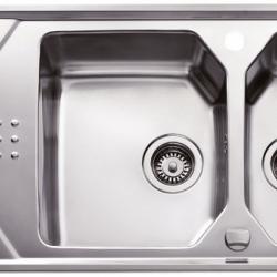 อ่างล้างจาน TEKA รุ่น EXPRESSION 2B 1D