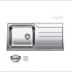 อ่างล้างจาน HAFELE รุ่น BLANCO MEDIAN XL 6 S-IF สแตนเลส Cat. No. 495.39.202