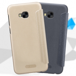 เคสมือถือ Zenfone 4 Selfie Pro (ZD552KL) รุ่น Sparkle Leather Case