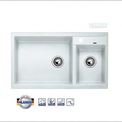 อ่างล้างจาน HAFELE รุ่น BLANCO METRA 9 S สีขาว Cat. No.495.39.101