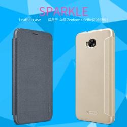 เคสมือถือ Zenfone 4 Selfie (ZD553KL) รุ่น Sparkle Leather Case