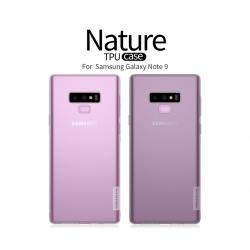 เคสมือถือ Samsung Galaxy Note 9 รุ่น Nature TPU Case