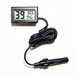 เครื่องวัดความชื้นและอุณหภูมิ Hygrometer & Thermometer
