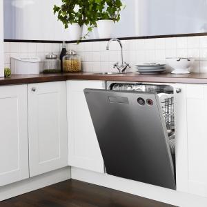 การใช้งานเครื่องล้างจาน