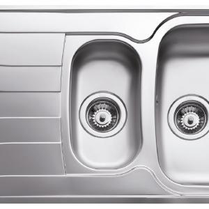 อ่างล้างจาน TEKA รุ่น UNIVERSO 1.5B 1D