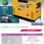 เครื่องยนต์ปั่นไฟดีเซล JUPITER รุ่น JP-D10-SILENT thumbnail 3
