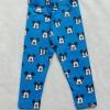 H&M : เลกกิ้ง ลายมิกกี้เต็มตัว สีฟ้า Size : 6-8y