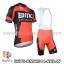 ชุดจักรยานแขนสั้นทีม BMC 14 (01) สีแดงดำ กางเกงเอี๊ยม สั่งจอง (Pre-order) thumbnail 1