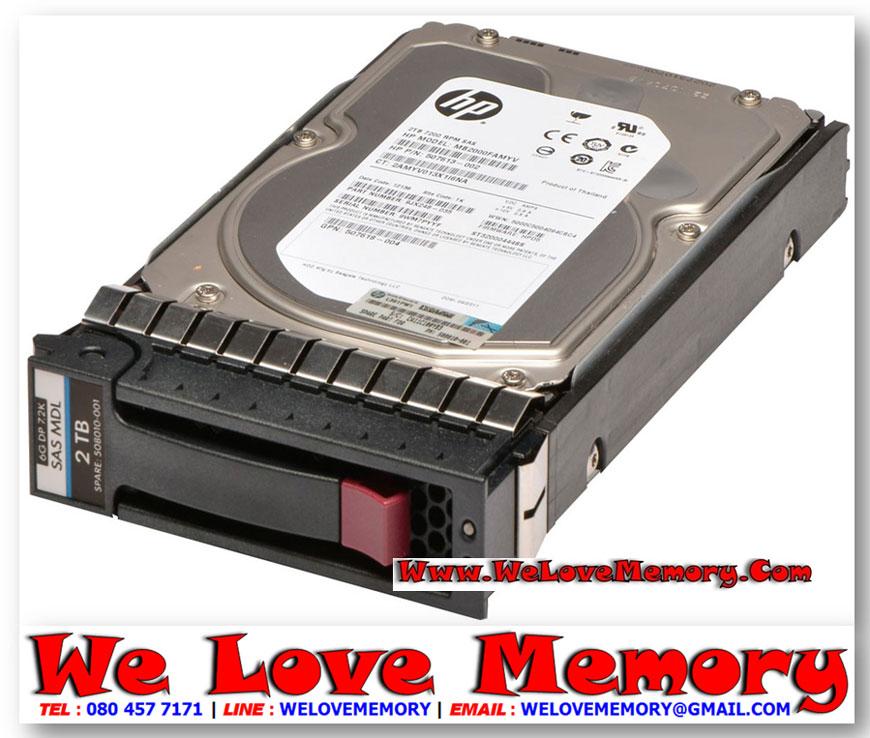 Hewlett-Packard 516810-001 HP 300GB 15K 6G LFF SAS HDD 516810-001