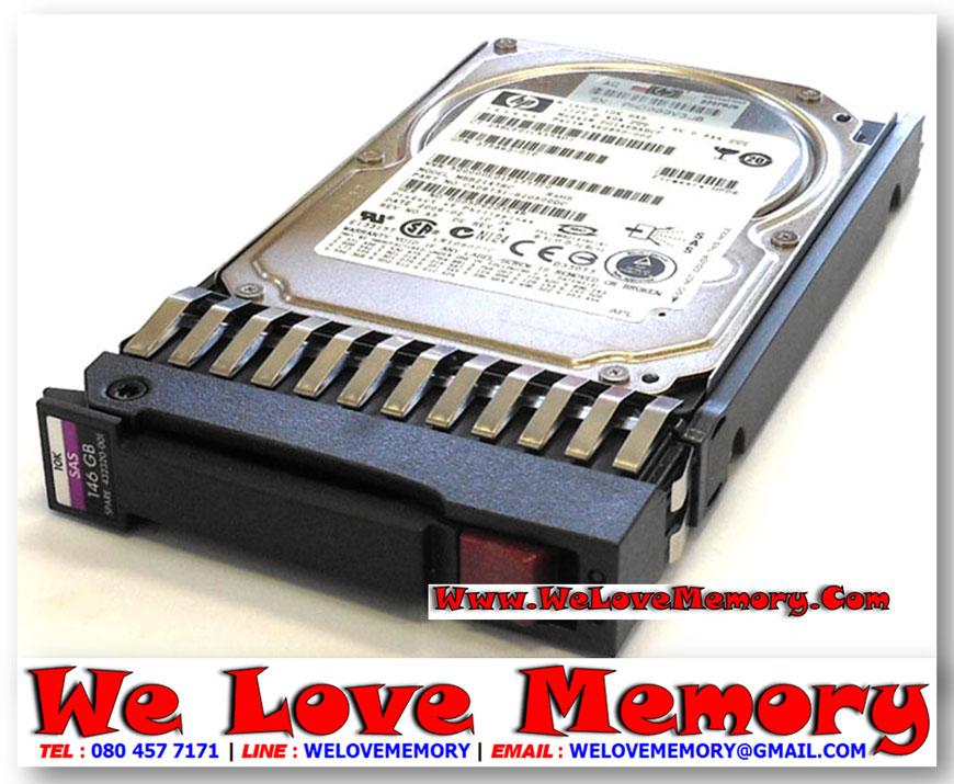 DH036BAAKL Compatible HP 36-GB 3G 15K 2.5 DP SAS HDD