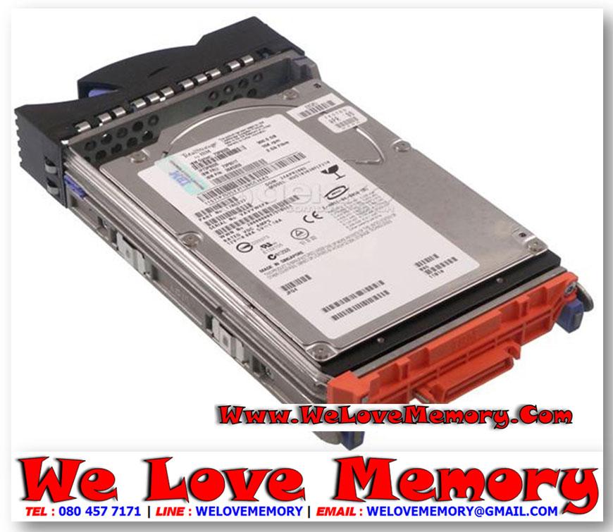 IBM 71P7534 146GB 10K FC 2GBPS E-DDM HDD